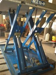 Image HYMO Hydraulic Stainless Steel Lift Table 526795