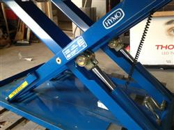 Image HYMO Hydraulic Stainless Steel Lift Table 526796