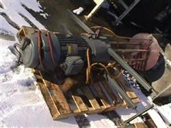 Image 15 HP Rotor Stator Homogenizer Mixer - Stainless Steel, 575 Volt 333668