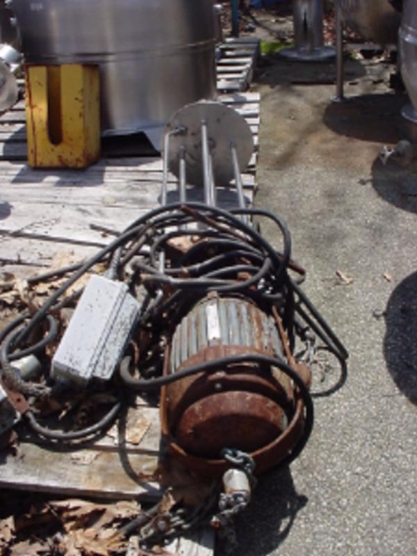 3 HP Rotor Stator Homogenizer Mixer
