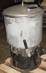 "Image 24"" SWECO Model 18S Vibro Energy Mill 333718"