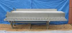 Image Stainless Steel Pack-off Table with 16 in W x 9 ft 6 in L Belt 333797