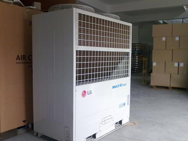 80 kw LG MULTI V Central Air Conditioners