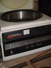 Image CENTRA SCIENTIFIC Model 8R Stainless Lab Centrifuge 333875