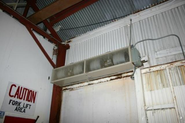 BERNER Air Door Air System
