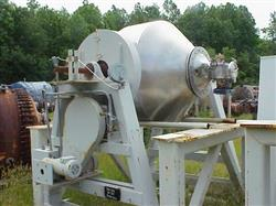 Image 30 cu ft GEMCO Stainless Double Cone Blender 1478639