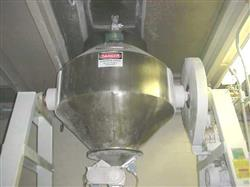 Image 30 cu ft GEMCO Stainless Double Cone Blender 333988