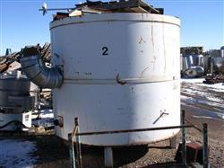 Image 650 Gallon PYRADIA SS Natural Gas Jacketed Tank 334015