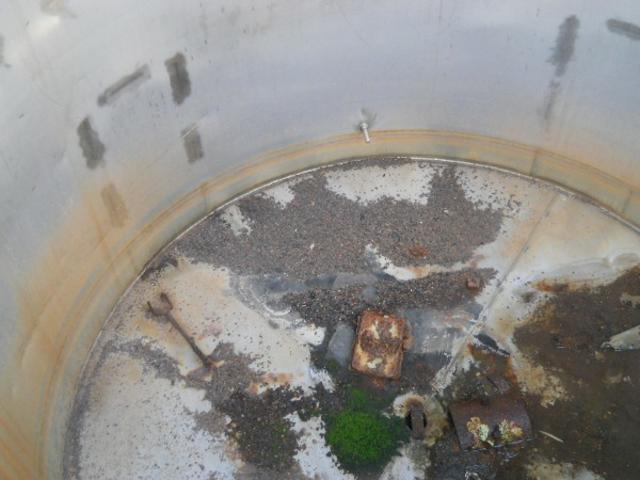 Image 650 Gallon PYRADIA SS Natural Gas Jacketed Tank 334017