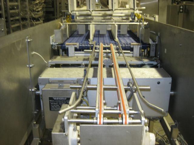 Image REISER-ROSS S90X Inpack 3-up Tray Sealer 396879