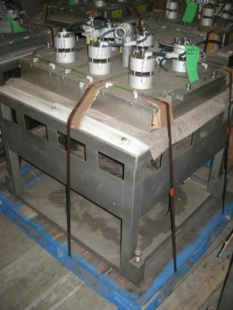 Image REISER-ROSS S90X Inpack 3-up Tray Sealer 396880