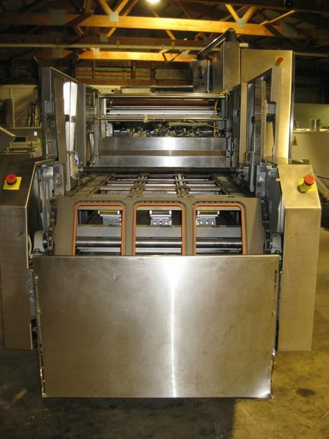 Image REISER-ROSS S90X Inpack 3-up Tray Sealer 396872
