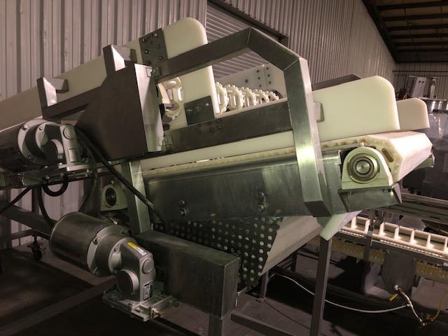 Image Frozen Block Incline Conveyor 1371599