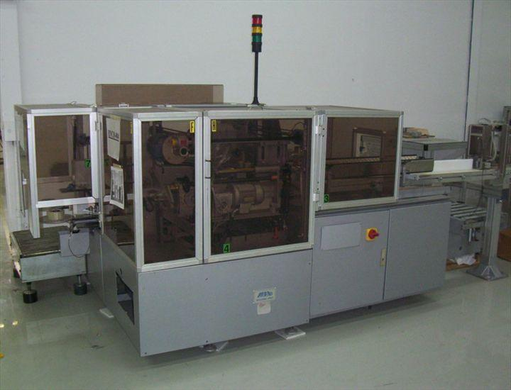 MAB Horizontal Case Packer Model B88 Refurbished