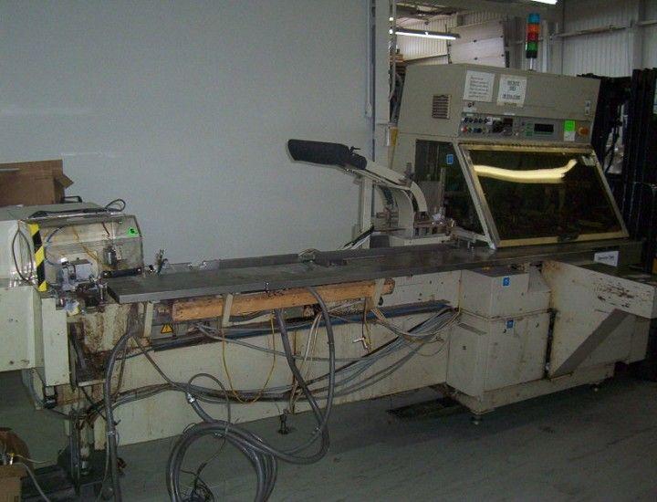 Image MARCHESINI BA50 Horizontal Cartoner - Parts Machine 334321