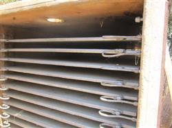 Image J.P. DEVINE Vacuum Tray Dryer 676639