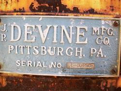 Image J.P. DEVINE Vacuum Tray Dryer 954835