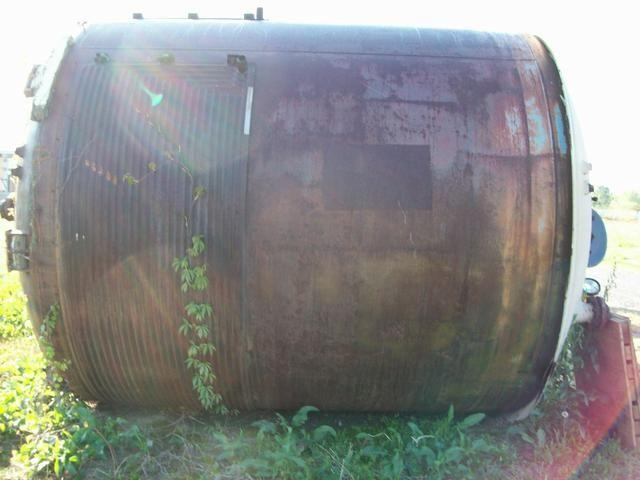 Image 6100 Gallon PFAUDLER Vessels Rated 50 PSI /FV 334651