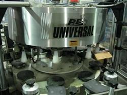 Image P.E. Universal 0825-3PS Rotary Labeler 334687
