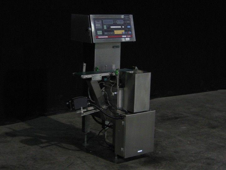 YAMATO Model CK02L-000 (CE301) Checkweigher