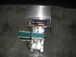 Image YAMATO Model CK02L-000 (CE301) Checkweigher 943188
