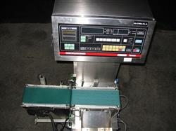 Image YAMATO Model CK02L-000 (CE301) Checkweigher 334691