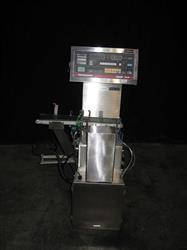 Image YAMATO Model CK02L-000 (CE301) Checkweigher 650605