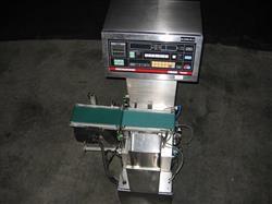 Image YAMATO Model CK02L-000 (CE301) Checkweigher 650607