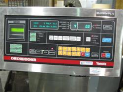 Image YAMATO Model CK02L-000 (CE301) Checkweigher 650608