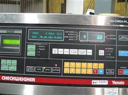 Image YAMATO Model CK02L-000 (CE301) Checkweigher 650609
