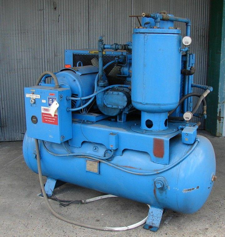 25 HP FARGO-AIR FST25 Rotary Screw Compressor