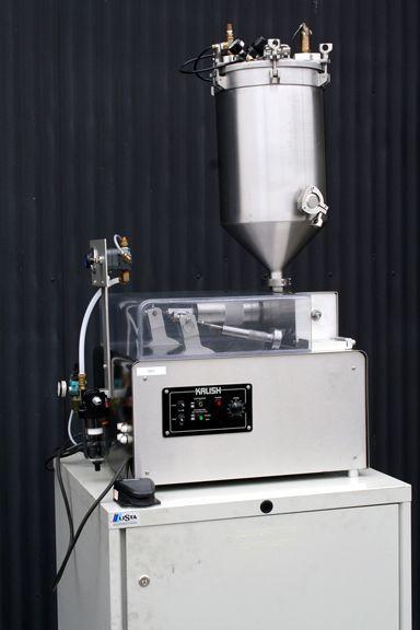 KALISH Model 3000 Tube Filler