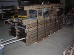 "120675 - 200' of MATTHEWS 16"" Live Roller Conveyor"