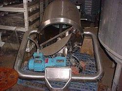 Image 40 Gallon DCI, INC. Stainless Steel Tank with Mixer 334866