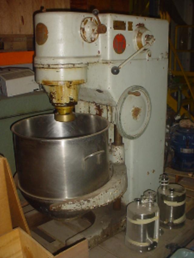 Image 140 Qt AMF 74-47 Dough Mixer 334886