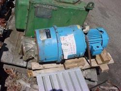Image 5 HP CHEMINEER MAJ-50-33 Vertical Down Mixer - 31.4-1 Ratio 334893