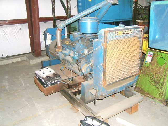 CAT Generator 85kw Standby / 75kw Continuous