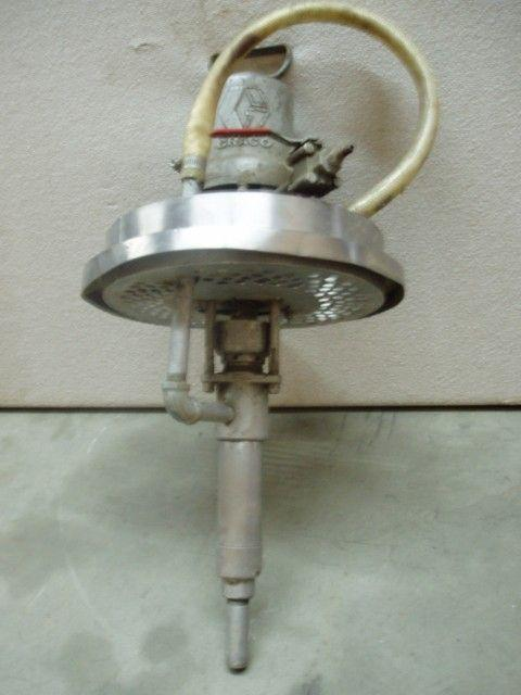 GRACO Stainless Steel Thick Product Pump