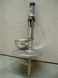 Image GROVER Stainless Pneumatic Pump 334984