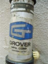 Image GROVER Stainless Pneumatic Pump 334985