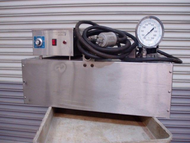 Stainless Steel Neck Band Shrink Tunnel