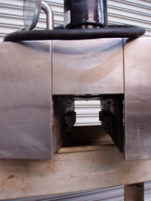 Image Stainless Steel Neck Band Shrink Tunnel 334988