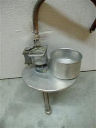 Image KRONES Stainless Steel Pneumatic Pump 334996