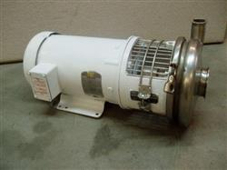 Image TRI-CLOVER Tri-Flo A3 Pump, Sanitary 334999