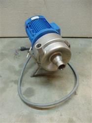 "Image 2-1/2"" x 2"" Stainless Steel Sanitary Pump 335001"