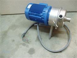 "Image 2-1/2"" x 2"" Stainless Steel Sanitary Pump 335002"