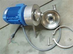 "Image 2-1/2"" x 2"" Stainless Steel Sanitary Pump 335003"