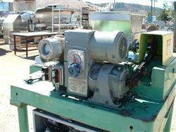 Image 10 HP FITZMILL DASO-6 Hammer Mill, Stainless Steel 624846