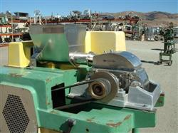 Image 10 HP FITZMILL DASO-6 Hammer Mill, Stainless Steel 335051