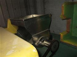 Image 10 HP FITZMILL DASO-6 Hammer Mill, Stainless Steel 398777